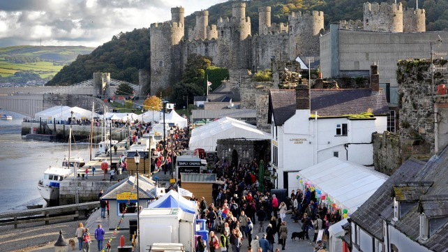Image result for conwy feast